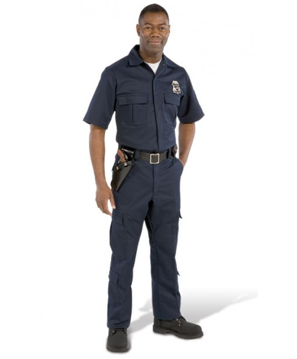 Pro-Tuff PS05 Law Enforcement Short Sleeve Standard Uniform Shirts