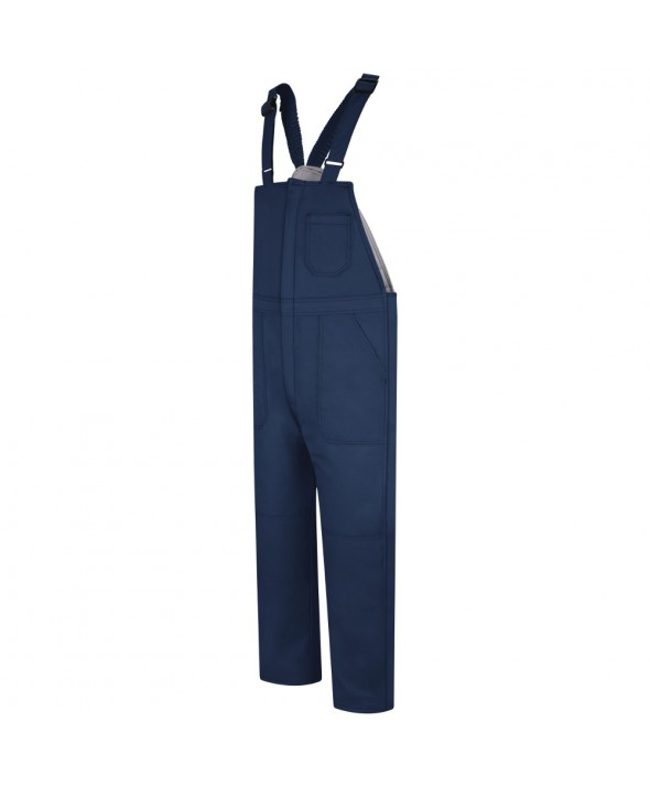 Bulwark BLC8NV Deluxe Insulated Bib Overall EXCEL FR ComforTouch - Navy