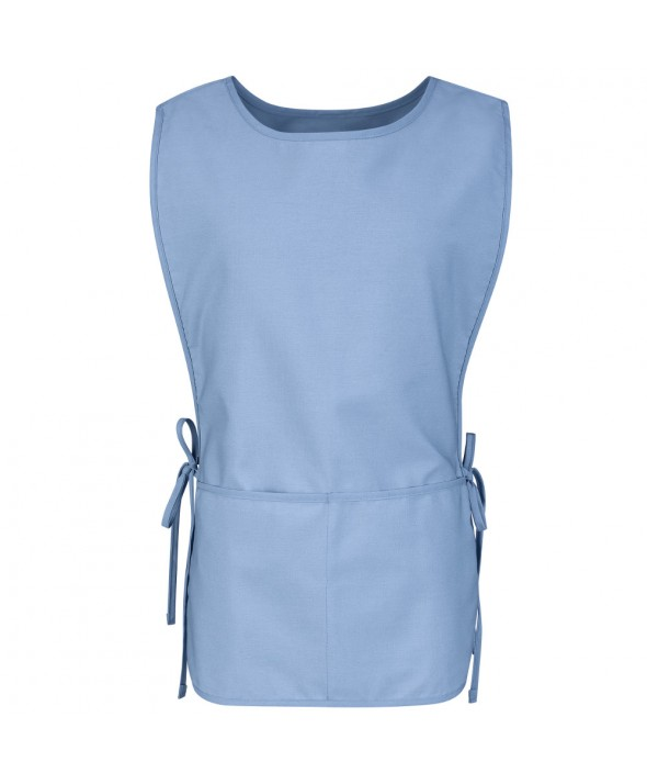 Chef Designs TP61LB Cobbler Apron - Light Blue