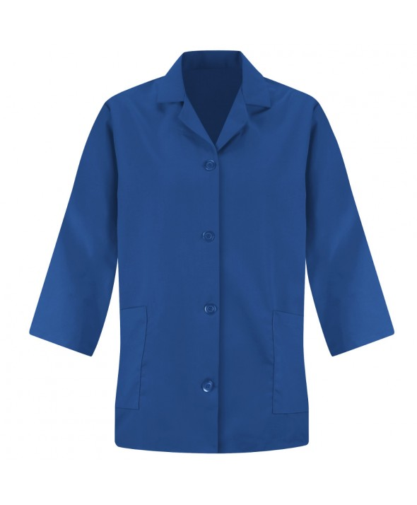 Red Kap TP31RB Womens Smock Sleeve - Royal Blue