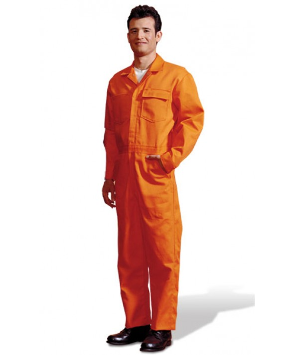 Topps CO11-IG Indura Garments Economy Coveralls