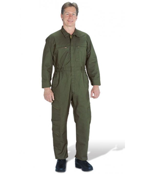 Topps CO43 Public Safety Garments Tactical Wear Unlined Coveralls