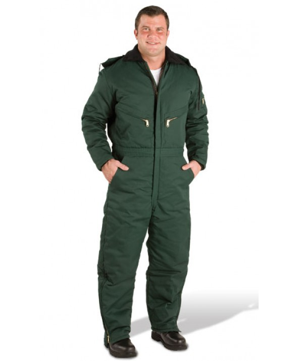 Topps CO14 Lined Coveralls Lined Coveralls