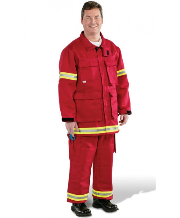 Topps JK28 Extrication Suits Two-Piece Extrication Jackets