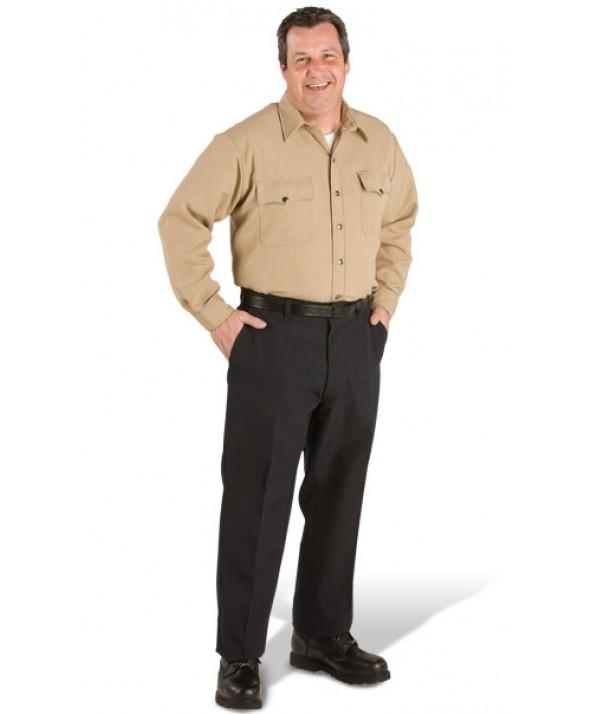 Topps PA70-Nomex Nomex Garments Snap-Front Pants