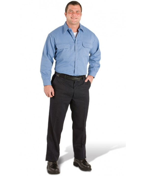 Topps SH17-TG Tecasafe Plus Garments Uniform Style Shirts
