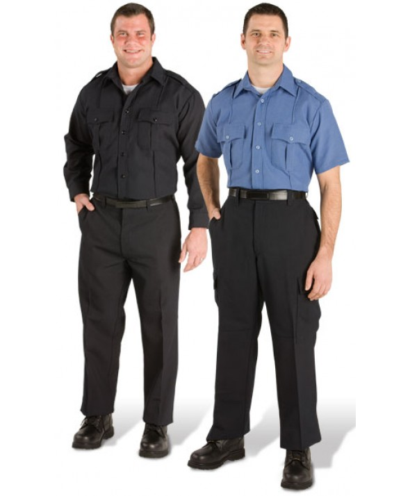 Topps SH95-4.5OZ Nomex Garments Public Safety Shirts Long Sleeve