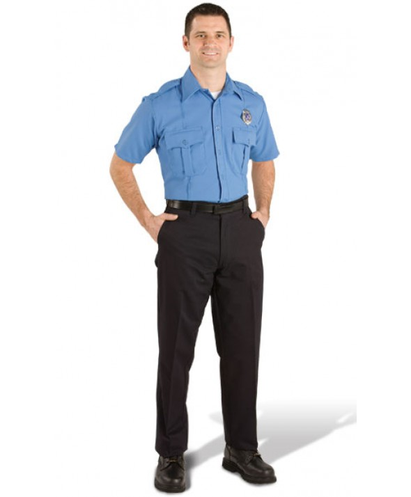 Topps SH95-FG FireWear Garments Public Safety Shirts Long Sleeve