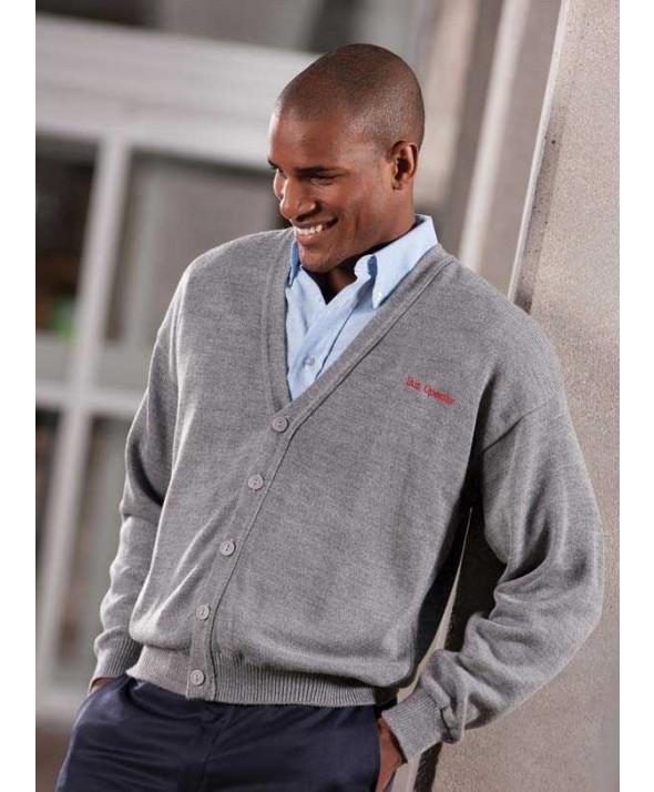 Edwards Garment 351 V-Neck Cardigan Sweaters
