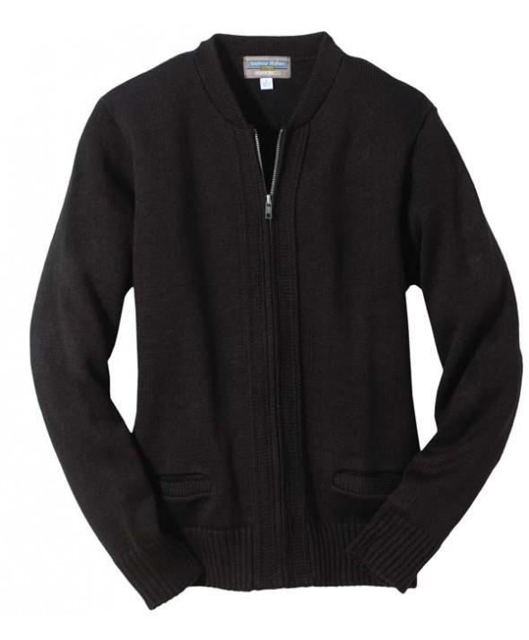 Edwards Garment 372 Zip FrontCardigans - Heavy Weight Acrylic