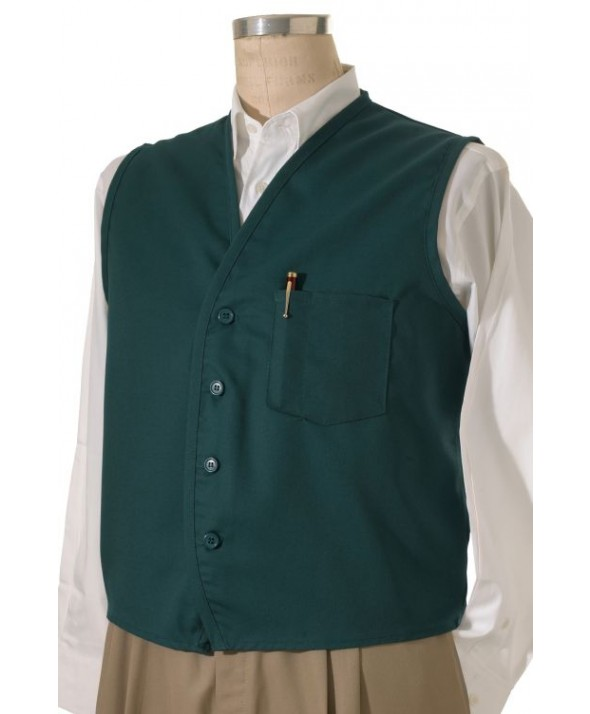 Edwards Garment 4006 Unisex Apron Vest