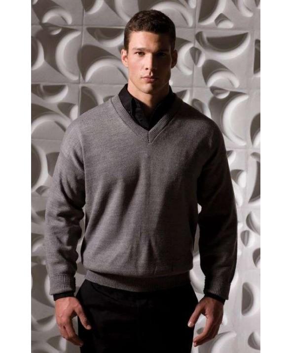 Edwards Garment 565 V-Neck Sweaters