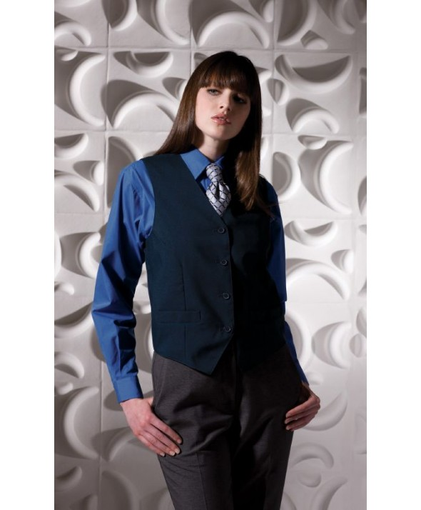 Edwards Garment 7490 Women's Polyester Vest