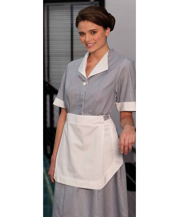 Edwards Garment 9895 Women's Junior Cord Housekeeping Dress