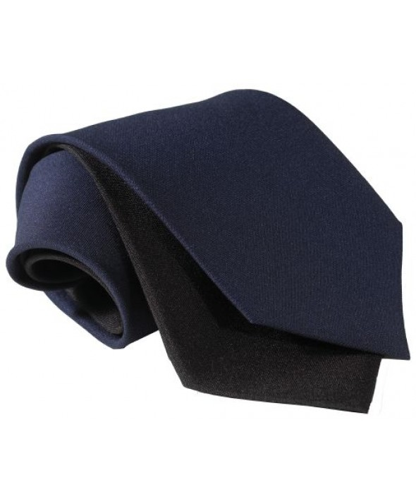 Edwards Garment CL00 Men's Tie - Solid Clip-On