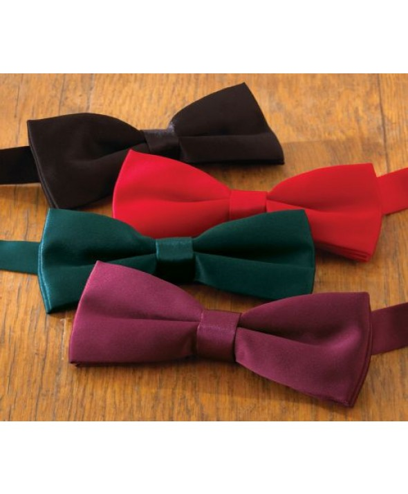 Edwards Garment TT00 Satin Bow Tie