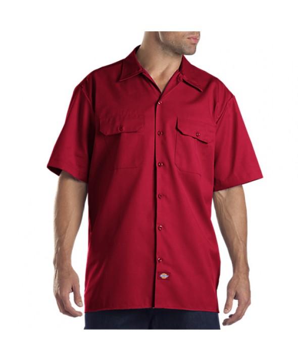 Dickies men's shirts 1574ER - English Red