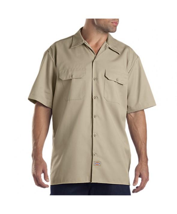 Dickies men's shirts 1574KH - Khaki