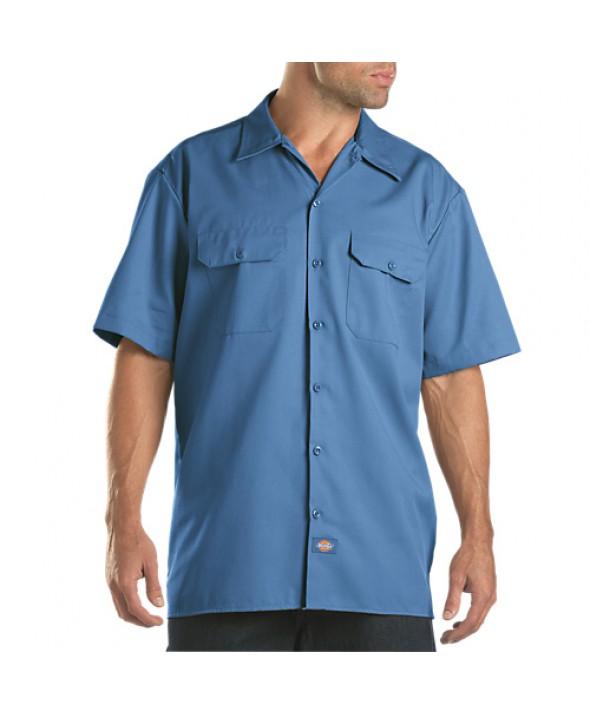 Dickies men's shirts 1574LB - Light Blue