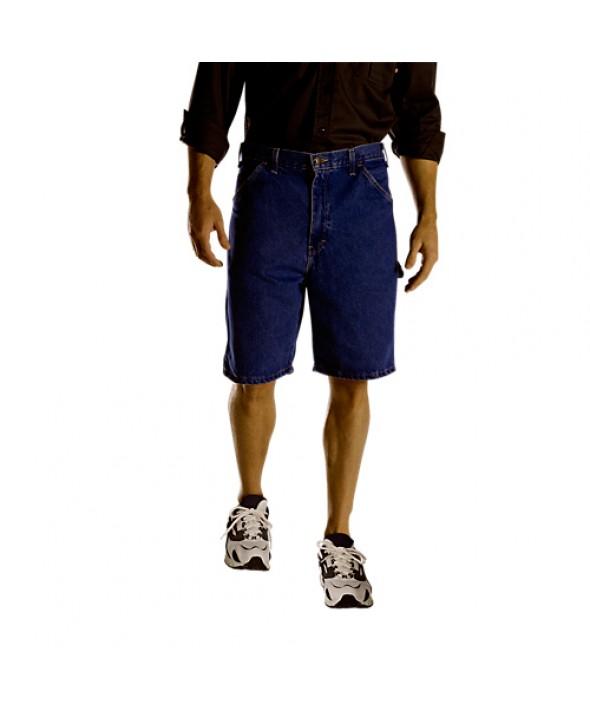 Dickies men's shorts 3994RNB - Rinsed Indigo Blue