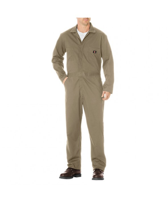 Dickies men's coveralls 48300KH - Khaki