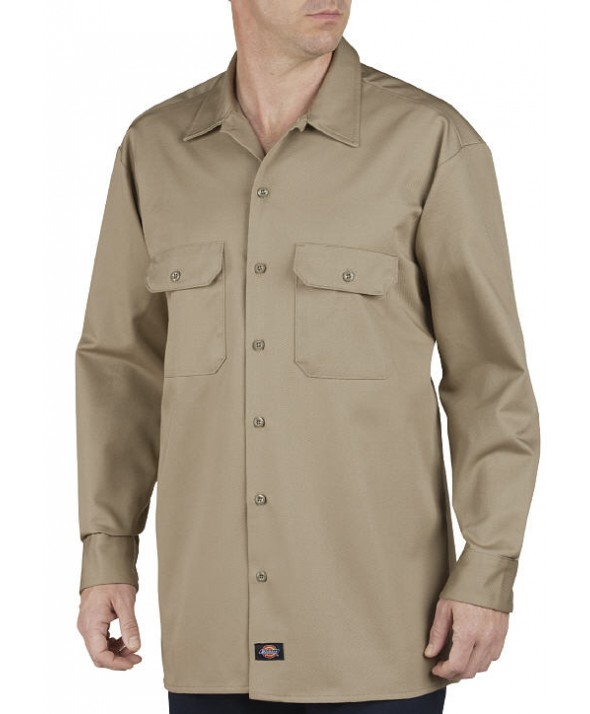 Dickies men's shirts 549KH - Khaki