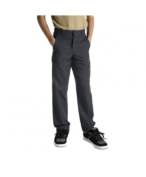 Dickies boy's pants 56562CH - Charcoal
