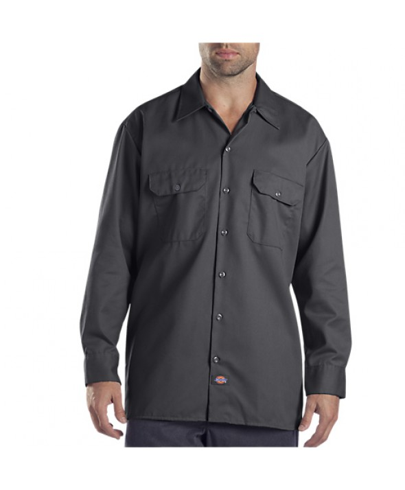 Dickies men's shirts 574CH - Charcoal