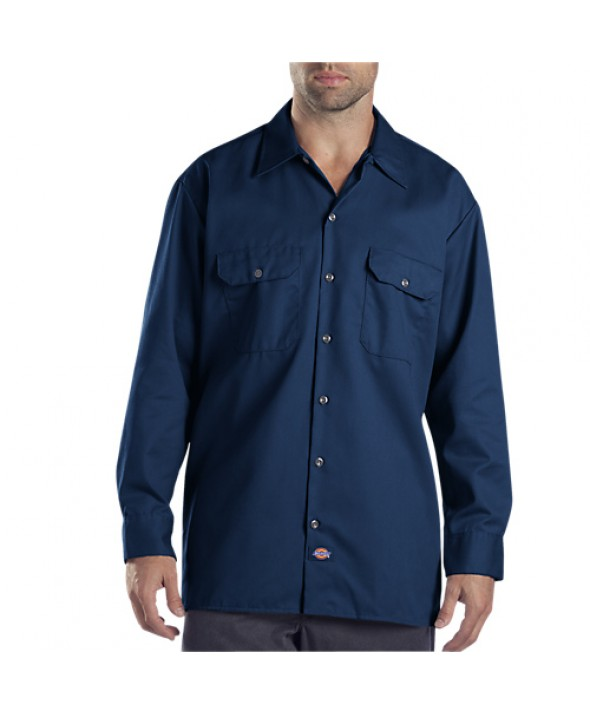 Dickies men's shirts 574DN - Dark Navy