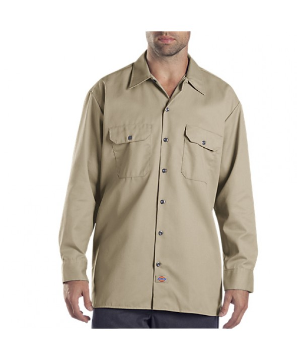 Dickies men's shirts 574KH - Khaki