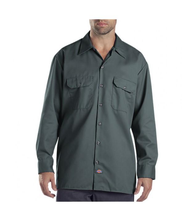Dickies men's shirts 574LN - Lincoln Green