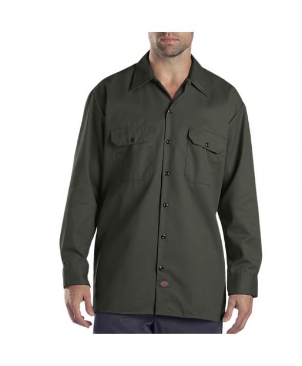 Dickies men's shirts 574OG - Olive Green