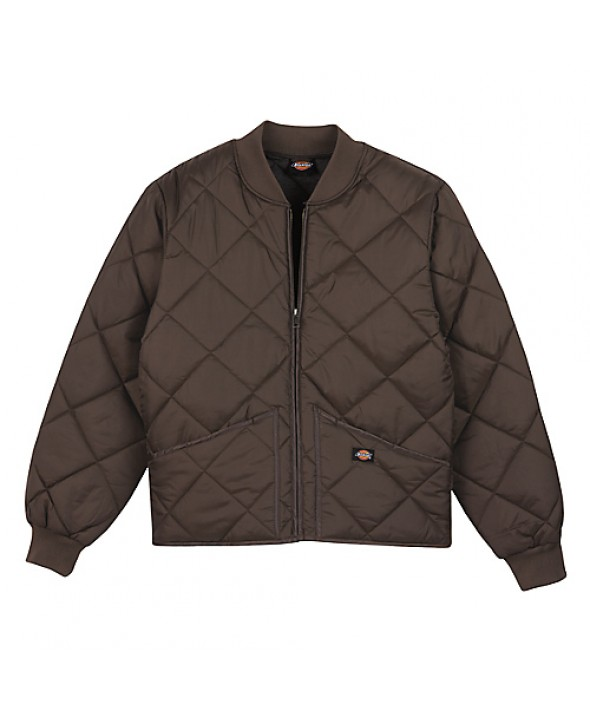 Dickies men's jackets 61242CB - Chocolate Brown