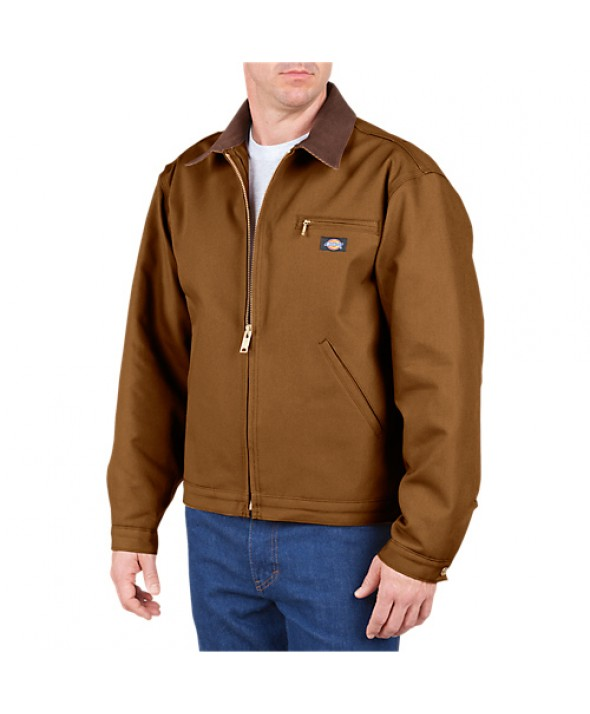 Dickies men's jackets 758BD - Brown Duck