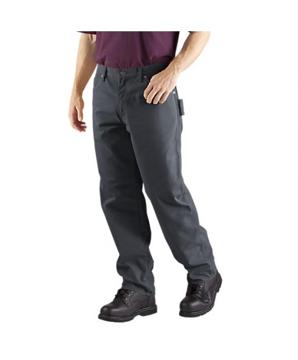 Dickies men's jean 5 pkt/paint/utility DU336RSL - Rinsed Slate