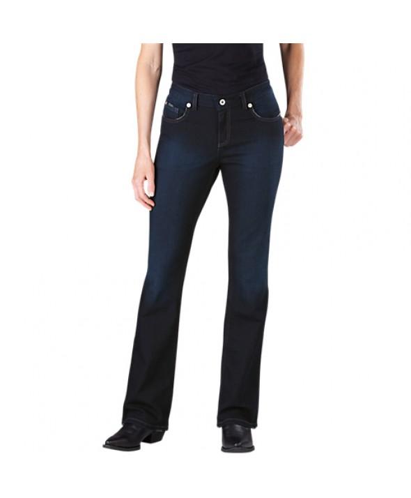 Dickies women's jeans FD137ATD1 - Antique Dark 1
