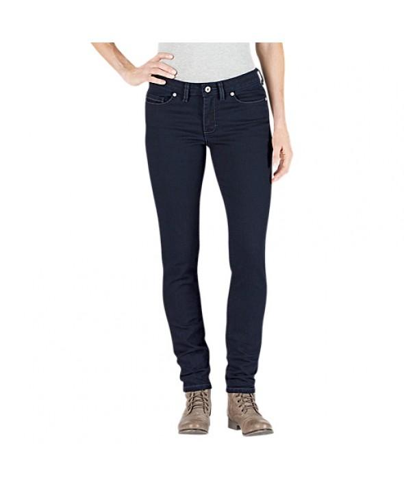 Dickies women's jeans FD142DSW - Dark Stone Wash