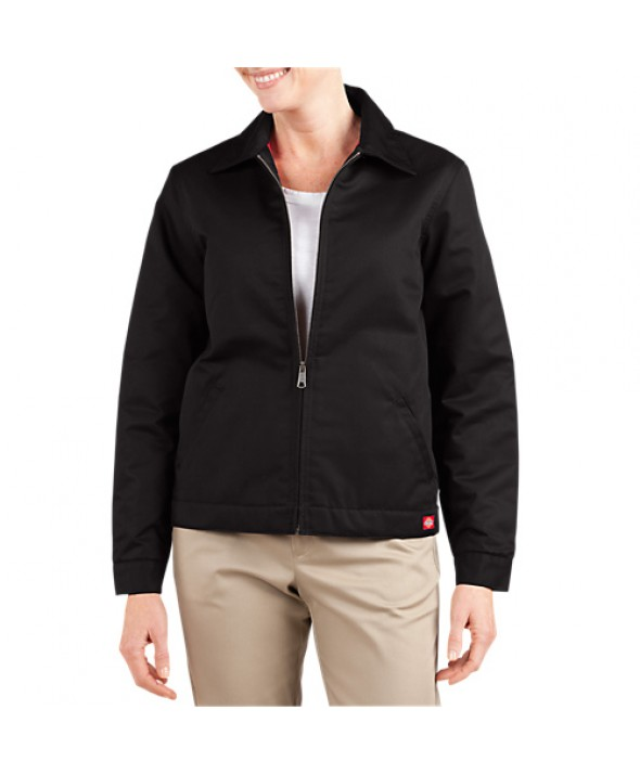 Dickies women's jackets FJ311BK - Black