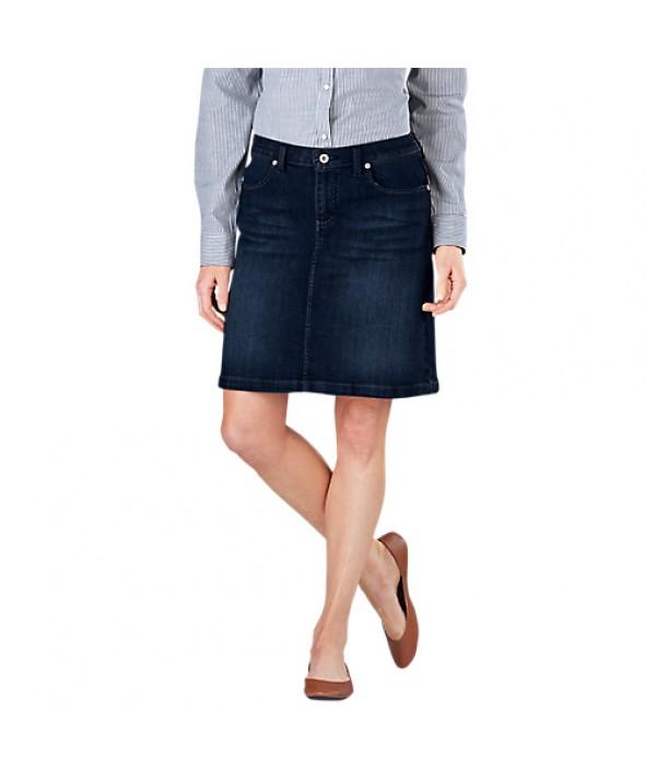 Dickies women's skirts/jumpers FK203DSW - Dark Stone Wash