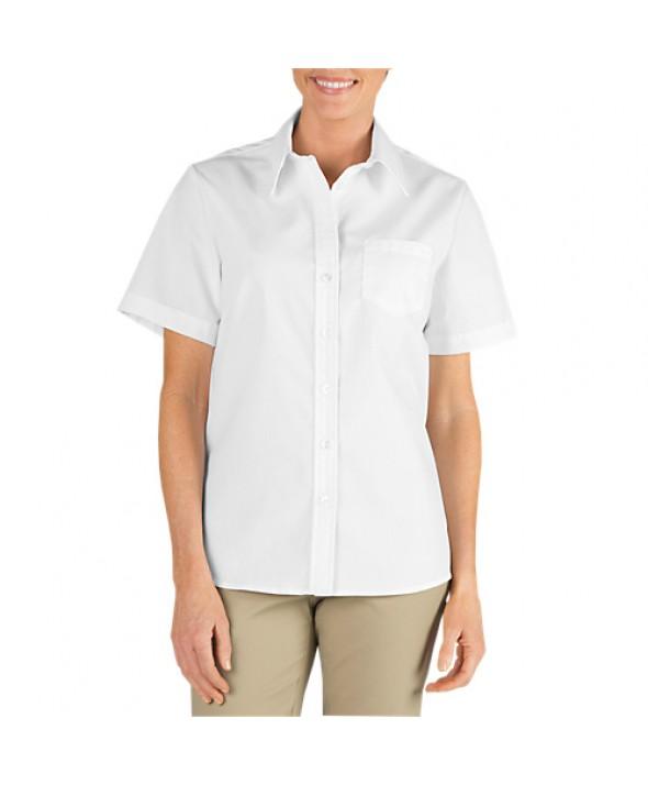 Dickies women's shirts FS136WH - White
