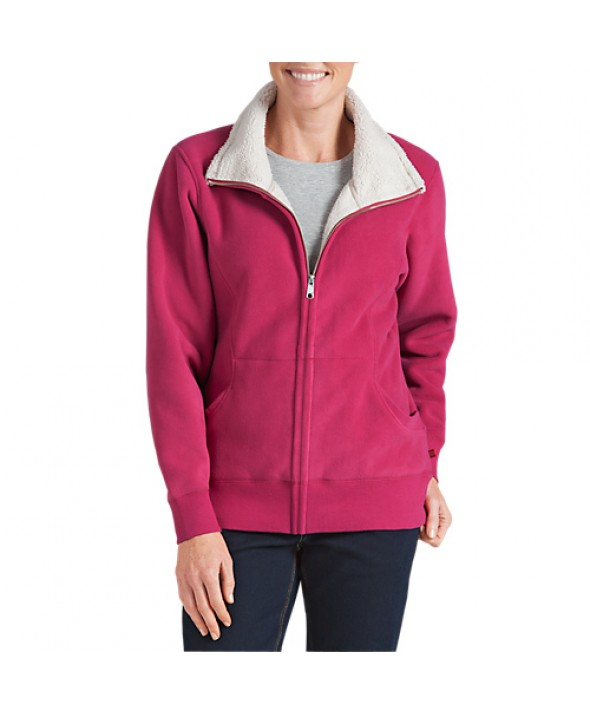 Dickies women's jackets FW104RA - Raspberry