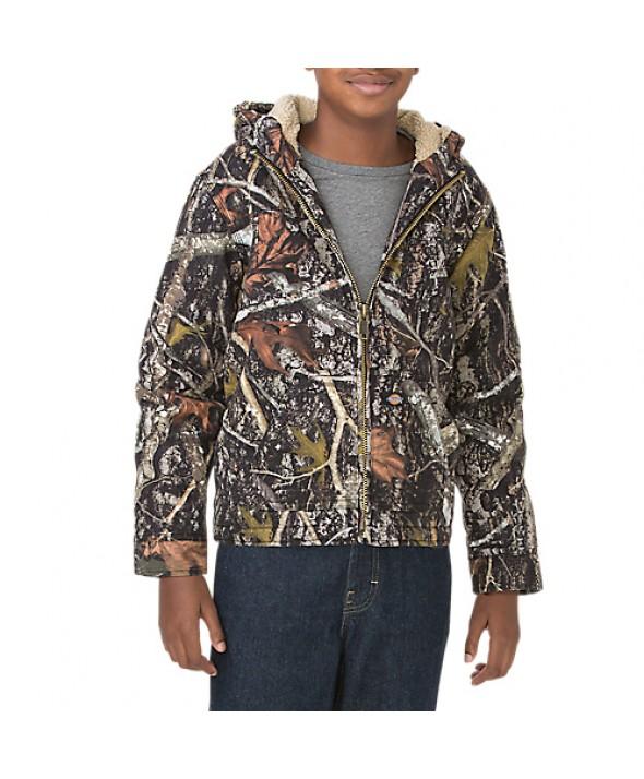 Dickies boy's jackets KJ350CNC - Camo New Conceal