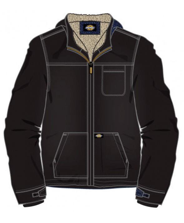 Dickies boy's jackets KJ350RBK - Rinsed Black