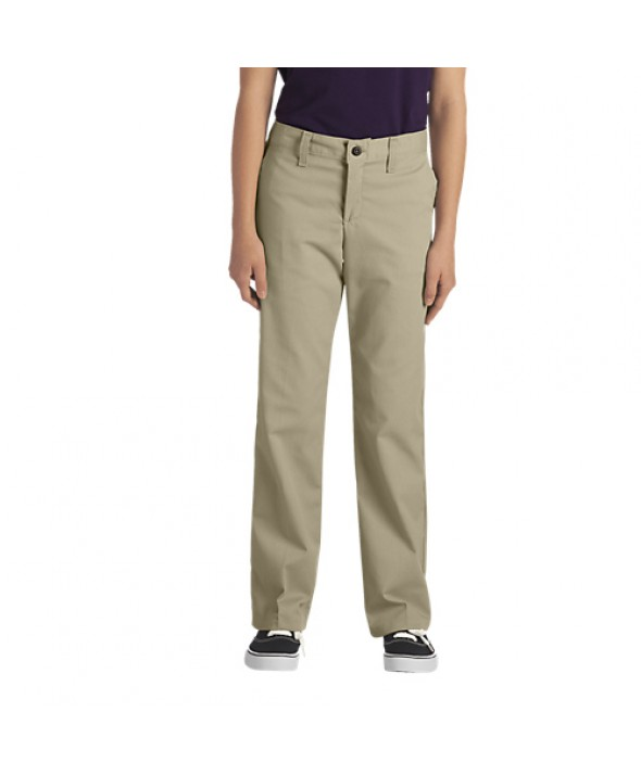 Dickies girl's pants KP3318DS - Desert Sand
