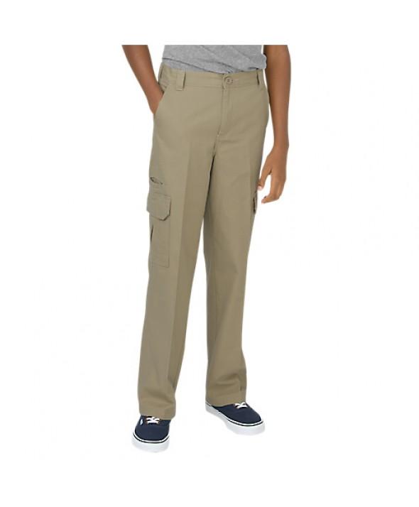 Dickies women's pants KP414RDS - Rinsed Desert Sand