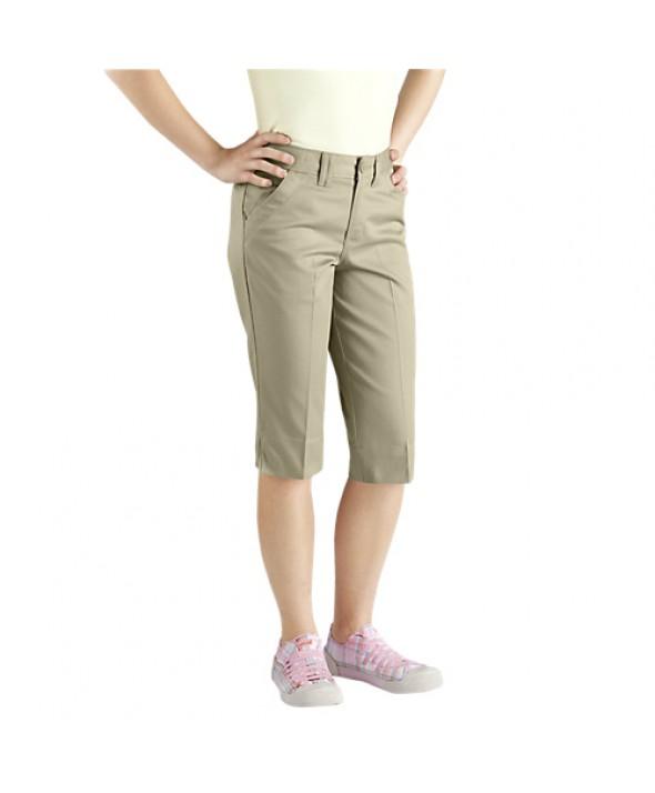 Dickies girl's shorts KR5550DS - Desert Sand