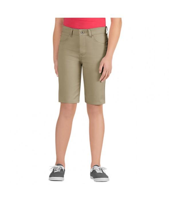 Dickies girl's shorts KR560DS - Desert Sand