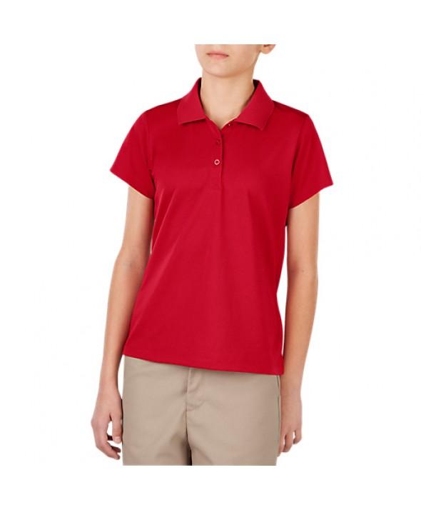 Dickies girl's shirts KS3955ER - English Red