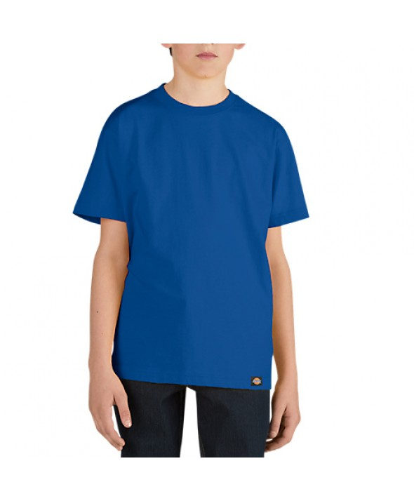 Dickies boy's shirts KS400RB - Royal Blue