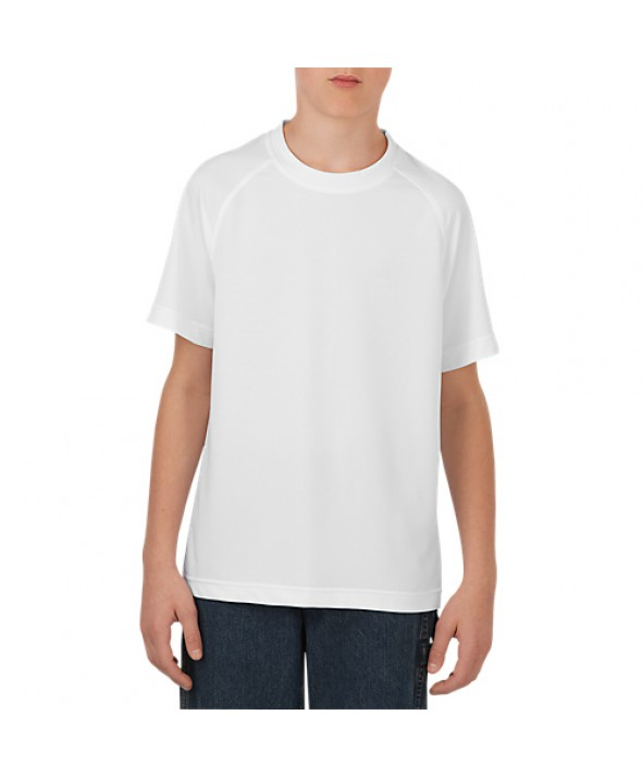 Dickies boy's shirts KS410WH - White